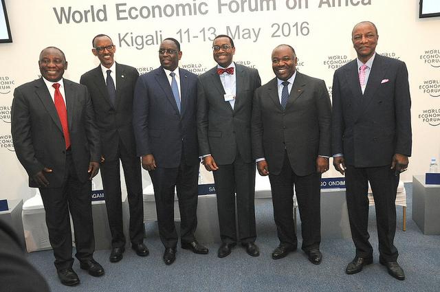 Au Rwanda Ali Bongo soutient que la diversification de l'économie gabonaise n'était pas possible sans l'appui des TIC