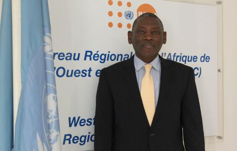 Le Directeur Régional du Fonds de l'UNFPA en visite à Libreville du 3 au 6 mai