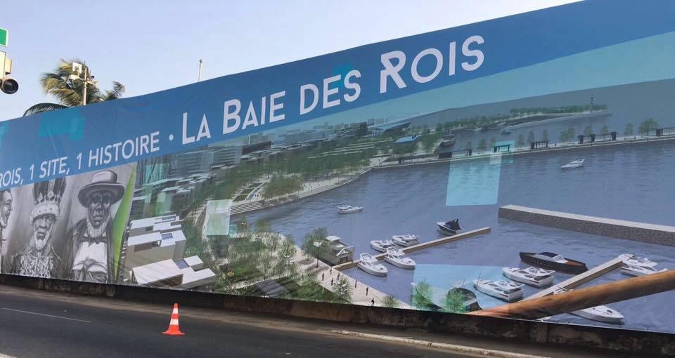 La Marina de Libreville est morte vive la Baie des rois