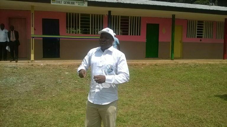 Œuvre de bienfaisances : Un député fait don d'une école primaire entièrement rénovée