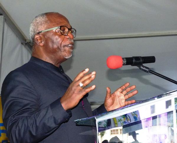 Héritage & Modernité intronise Nzouba Ndama pour la présidentielle de 2016
