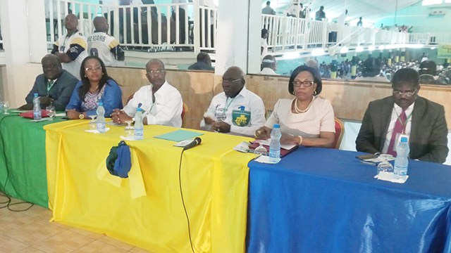 L'Union nationale convoque un nouveau congrès pour désigner son candidat à la présidentielle de 2016