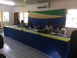 Le directoire du séminaire de l'ADERE, aile Divungui Di Ndigue appelle les cadres à plus d'engagement pour rendre l'alternance possible @ N.N