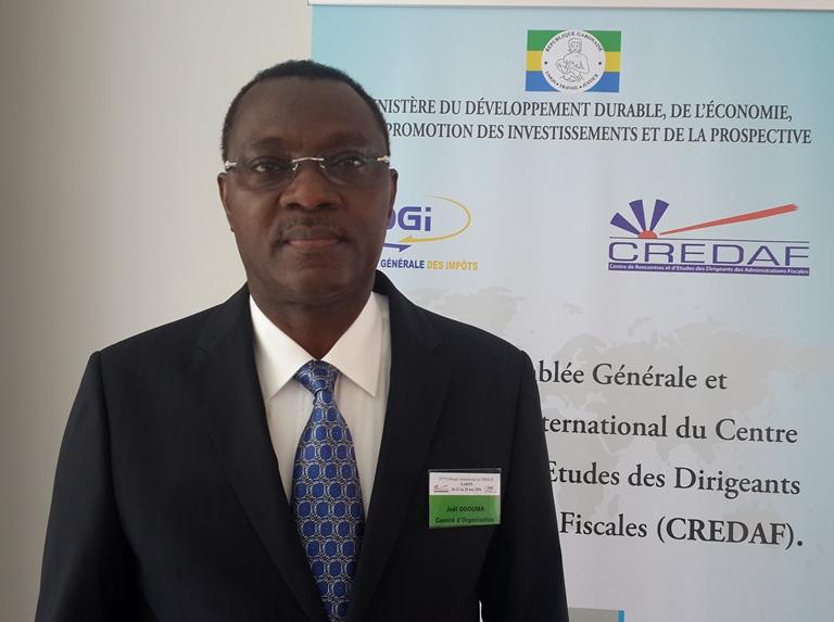 Le nouveau président du CREDAF pense le capital humain est essentiel pour accroitre les performances des services fiscaux @ Gabonactu.com