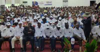 En première ligne, les cadres du mouvement @ Gabonactu.com