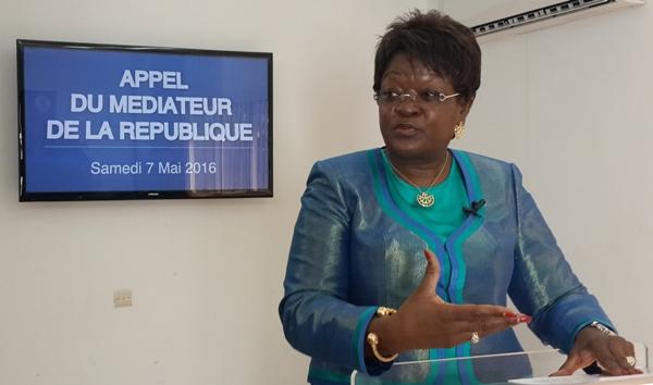 Laure Olga Gondjout @ Gabonactu.com