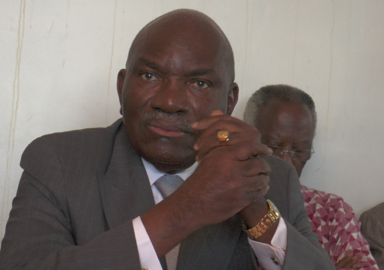 Zacharie Myboto parlera au peuple gabonais ce mardi
