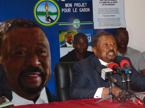 Jean Ping convaincu de devenir le prochain président de la République du Gabon après août 2016 @ Gabonactu.com