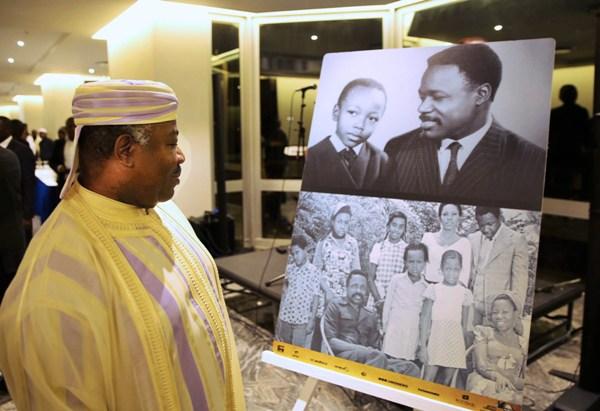 Le film Omar Bongo déposé aux archives nationales du Gabon