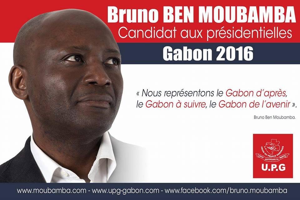 Bruno Ben Moubamba invente le 'Gabon d'après'