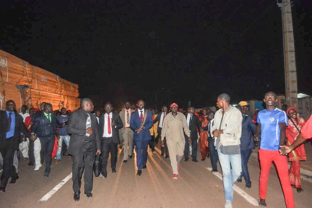 Les héritiers de Mamboundou s'affrontent à coup de feu à Ndéndé