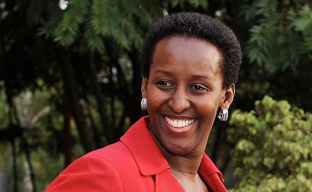 Jeannette Kagamé arrive  à Libreville ce mercredi pour rencontrer des veuves