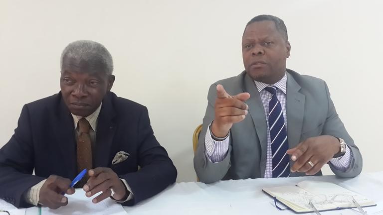 Le SG du MORENA Unioniste met en garde les différents candidats de l'opposition qui n'arrivent pas à mettre de côté leurs égos pour battre le candidat Ali Bongo @ Gabonactu.com