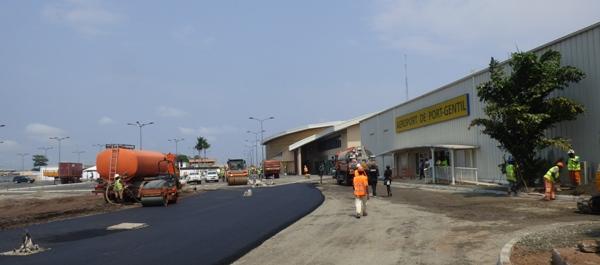 L'aéroport de Port-Gentil serait baptisé Ali Bongo Ondimba