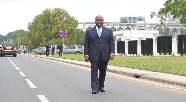 Ali Bongo a présenté son bilan devant le parlement réunit en congrès