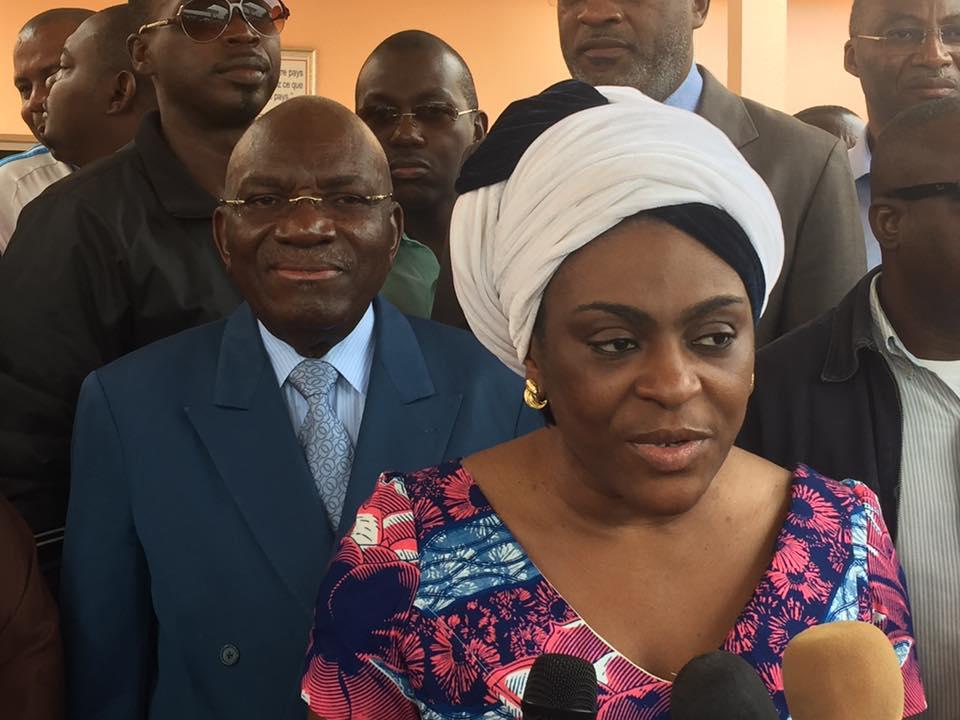 Justice : l'affaire Chantal Myboto contre Ali Bongo renvoyée à une date ultérieure