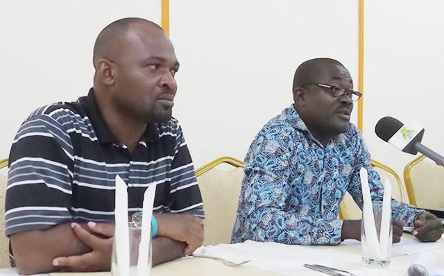 Les journalistes gabonais dénoncent les pressions de la justice contre la presse indépendante