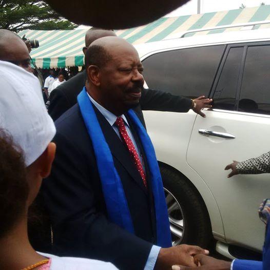 Présidentielle 2016 : Paul Mba Abessole candidat de la majorité au pouvoir
