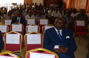 Pierre Claver Maganga Moussavou, candidat à la présidentielle de 2009 @ Gabonactu.com