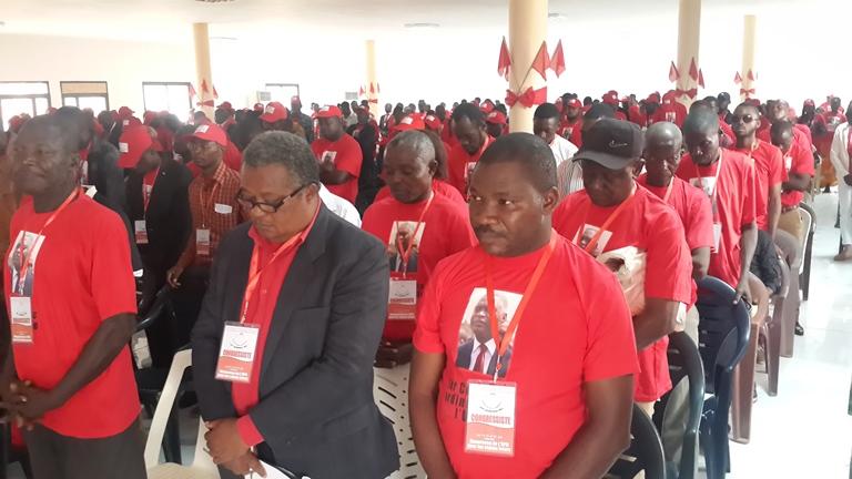 Environ 500 participants au  1er congrès de l'UPG à Ndendé organisé sous le sceau de la redynamisation