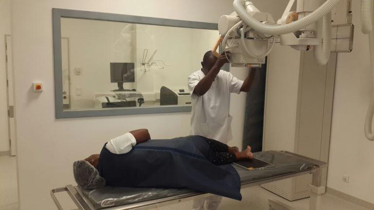 Le service d'imagerie médical et de scanner  @ Gabonactu.com