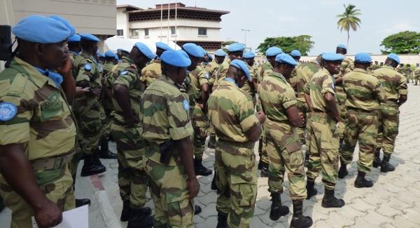 Deux casques bleus gabonais sont morts en Centrafrique par accident