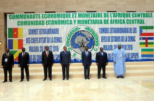 Ali Bongo a suspendu sa précampagne pour le sommet de la CEMAC à Malabo