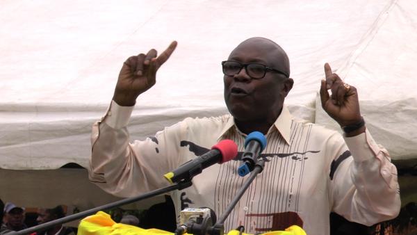 L'USP a demandé d'agir maintenant pour que la candidature d'Ali Bongo soit rejetée