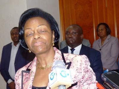 La nation suspendue au bout de lèvres de Marie Madeleine Mborantsuo, président de la Cour constitutionnelle @ Gabonactu.com