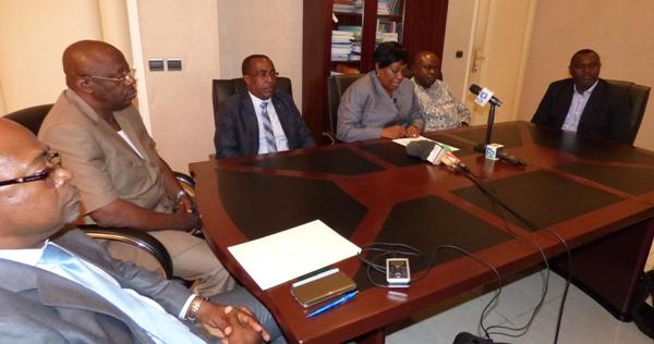 Démission de Zibi Abeghe : les cadres de Minvoul par d'un acte isolé