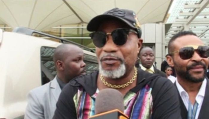 Koffi Olomide arrêté à Nairobi au Kenya