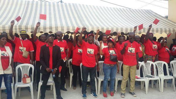 Les UPgistes ont dit oui à Ali Bongo @ Gabonactu.com