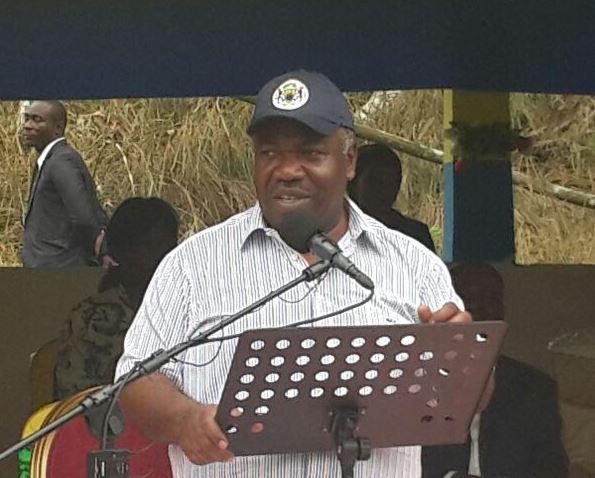 Bifoun doit être un carrefour économique du Gabon (Ali Bongo)