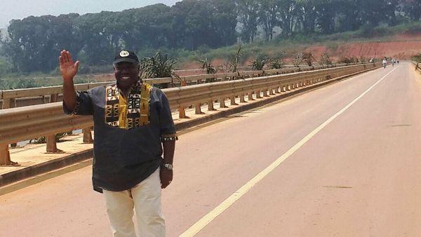 Tournée Républicaine : Ali Bongo prône l'unité pour booster le développement de Mayumba