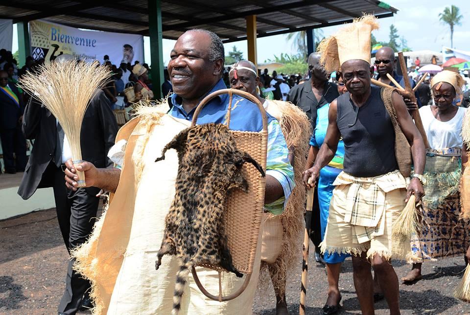 Le pays ne se résume pas à une province (Ali Bongo)