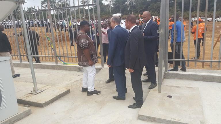 Réduction de la fracture numérique : Gabon Telecom inaugure le 1er site de service universel à Makokou
