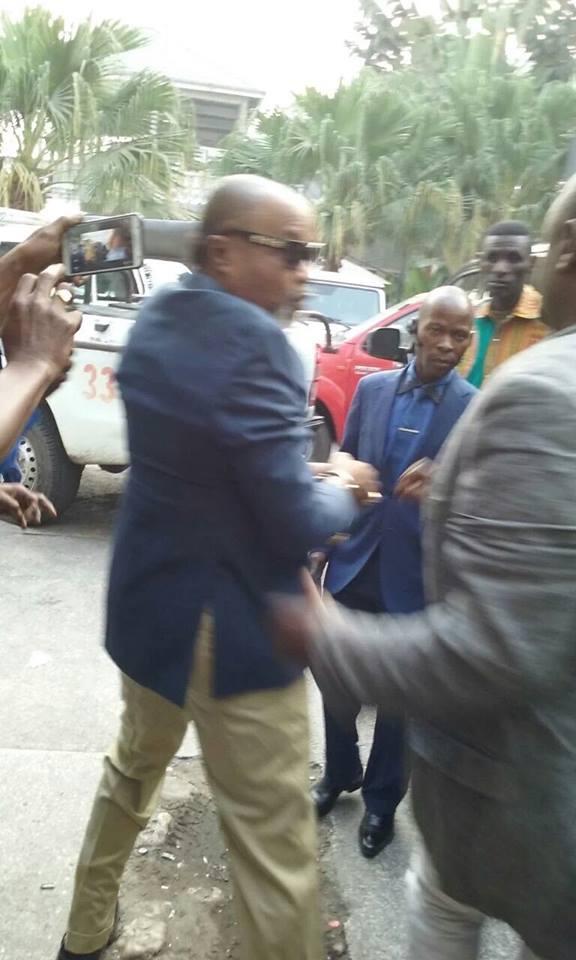 Koffi Olomidé arrêté et emprisonné à Makala