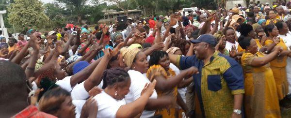 Tournée Républicaine : Ali Bongo en colère contre les anciens barons du régime