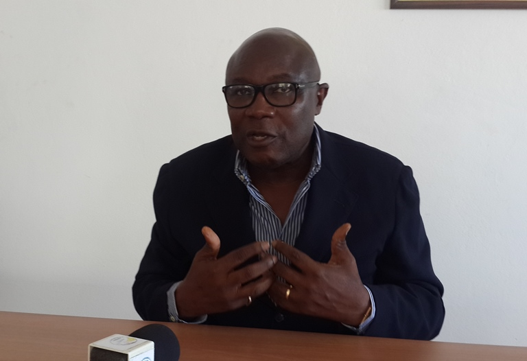 Je ne peux pas aller accueillir un candidat comme moi (Maganga Moussavou)