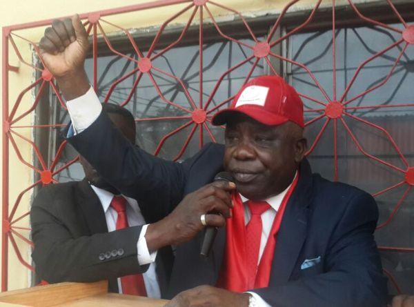 L'UPG de Mathieu Mboumba Nziengui adoube le candidat Ali Bongo