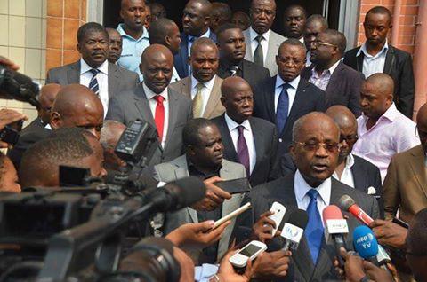 Présidentielle 2016 : la coalition des candidats de l'opposition à la Cour constitutionnelle ce lundi