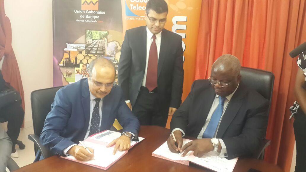 Convention entre Gabon Télécom, UGB, ministère de l'éducation nationale et celui de l'enseignement professionnel pour former les enseignants sur les TIC