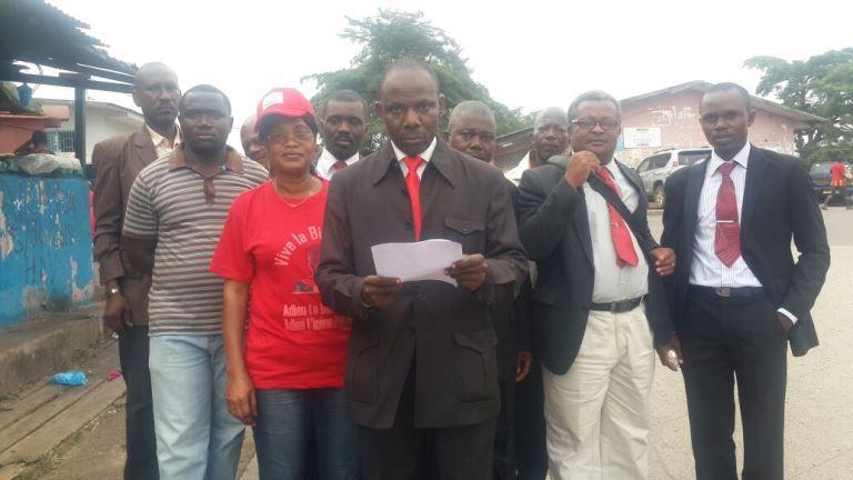 4 fédérations de l'UPG refusent d'adouber le candidat Ali Bongo