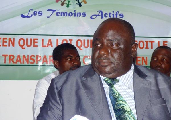 Jean Remy Yama et ses codétenus ce vendredi devant le juge d'instruction