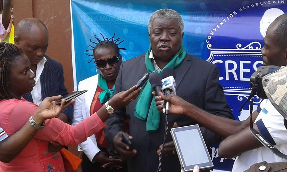 Nous ne pouvons plus accepter que les usurpateurs viennent voler la vedette aux vrais combattants de la liberté (Nzigou Manfoumbi)