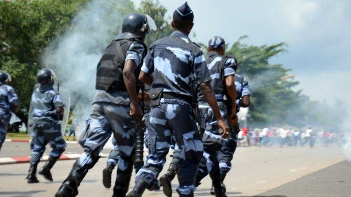 Gabon : des affrontements à Libreville après l'annonce de la victoire d'Ali Bongo