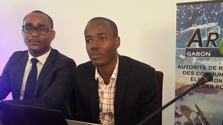 Les deux experts de l'ARCEP invitent les usagers de la Télephonie mobile  de faire attention aux messages disant de rappeler un numéro inconnu. Ces messages provenant de l' indicatif d'un pays lointain  @ Gabonactu.com