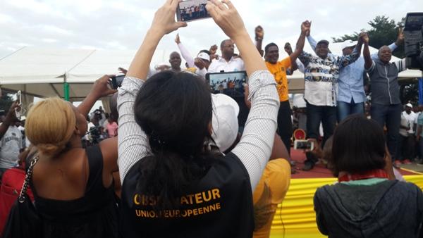 Les observateurs étaient présents @ Gabonactu.com