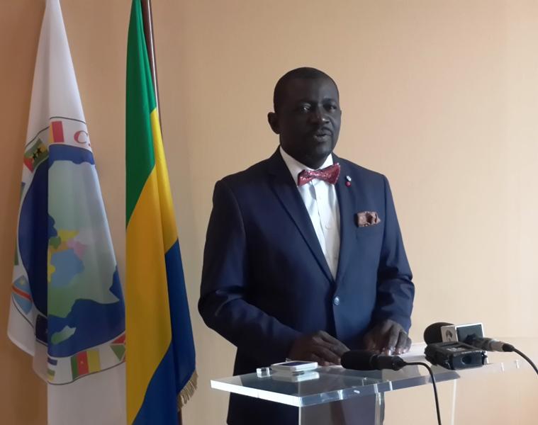 Nicaise Moulombi félicite Ping et appelle à la libération des acteurs de la société civile