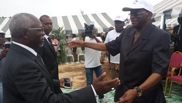 Présidentielle 2016: Ntoutoume Émane adoube Nzouba Ndama